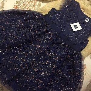 👑 Janie and jack gorgeous girls dress size 3. NWT